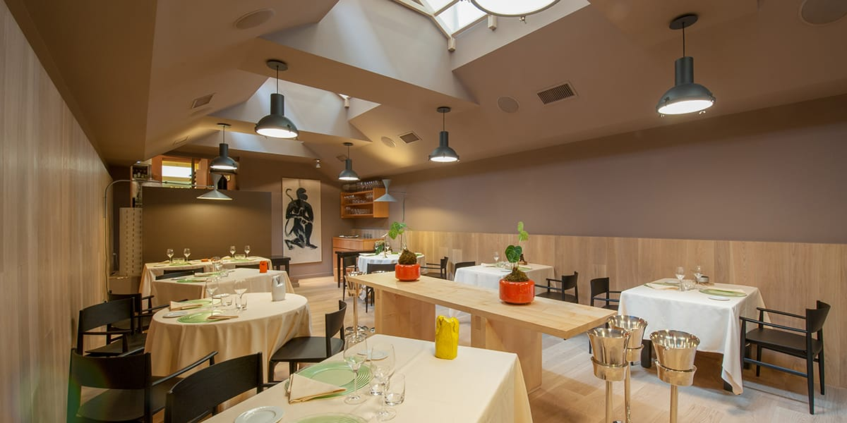 Joia Milano, first European vegetarian restaurant with a Michelin star